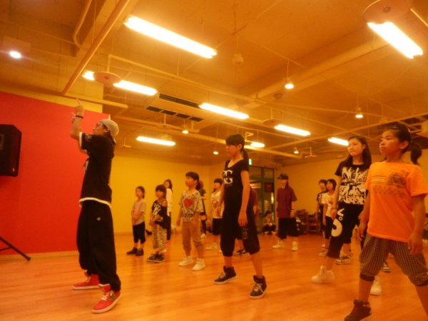 4th mind KEEP dance school